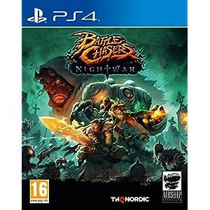 Battle Chasers: Nightwar Jeu PS4