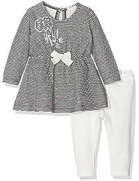 United Colors of Benetton Dress + Panty Hose, Conjunto para Bebés (Pack ...