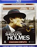 Sherlock Holmes - Complete Collection [Blu-ray] [UK Region Spanish Import]