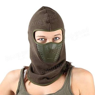 Frontier Männer Frauen Winter Neck Face Mask Unisex Thermo Fleece CS Hut Ski Hood Helm Caps