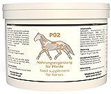 ww7 P2 | Muskel, Knochen, Sehnen, Spat - Pferde Formel | 1,5kg Granulat