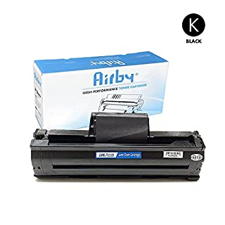 Airby Compatible Samsung MLT-D111S Toner Cartridge For Samsung Xpress SL-M2020 SL-M2022 SL-M2026 SL-M2070 SL-M2078W SL-M2020W SL-M2022W SL-M2026W SL-M2070FW SL-M2070W Printer Models