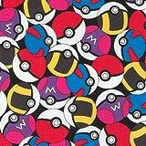 Pokemon verpackt Poke Ball schwarz halben Meter
