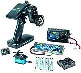 Carson 500500091RC della Reflex PRO 3Set Elettrico, Veicoli