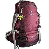 Deuter–Zaino da escursionismo Futura 22, Aubergine Blackberry (rosso) - 1313095415