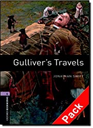 Oxford Bookworms Library: 9. Schuljahr, Stufe 2 - Gulliver's Travels: Reader und CD