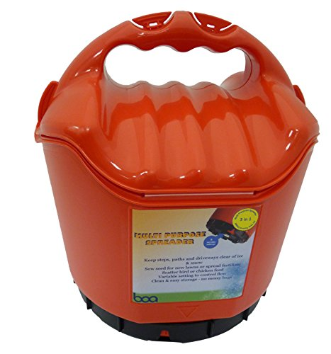Boa 112 esparcidor de sal shaker Multi Purpose, color rojo