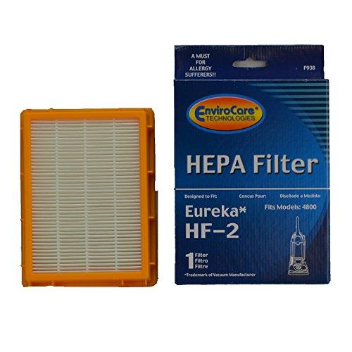 Eureka HF2Ersatz Staubsauger HEPA FILTER -