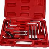 Airbag Werkzeug Werkzeugsatz für Montage u. Demontage 12-teilig