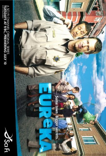 Eureka Plakat TV Poster C