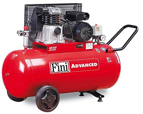 Compresseur air Comprimé Fini MK 102-90-2M 90 L 2 HP