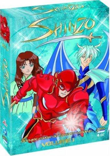 Shinzo - volume 1 (16 épisodes)