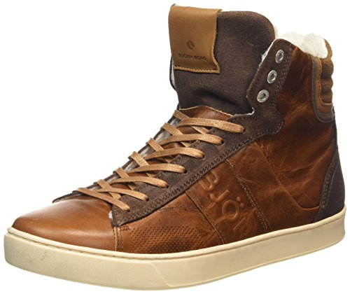 bjorn-borg-footwear-kansas-high-fur-herren-hohe-sneakers-braun-tan-43-eu