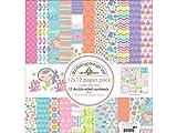 Doodlebug DOO5132 UTS Paper Pack, 12 x 12