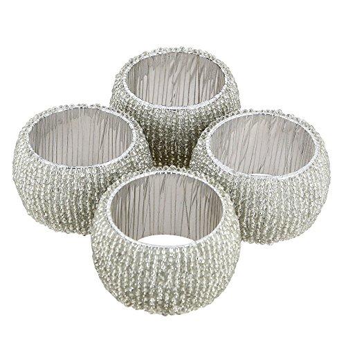 handmade-indian-silver-beaded-napkin-rings-set-of-4-rings