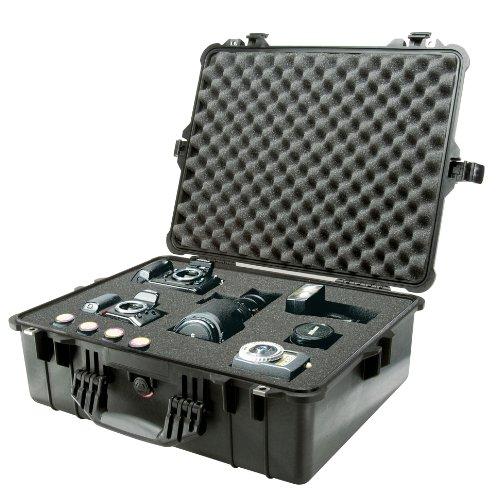 Peli-1600WLWFSILVER-Schutzkoffer-mit-Schaum-silber