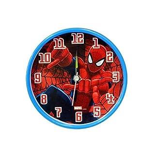 Despertador Redondo 10,5x4,5cm Spiderman