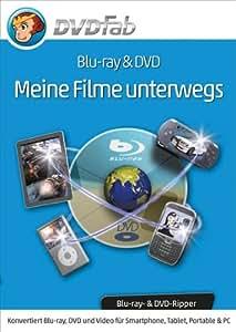 DVDfab Meine Filme unterwegs