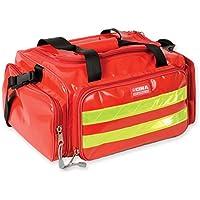 Gima 27166Bolsa Emergencia de PVC, rojo