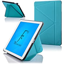Forefront Cases® Nueva Origami Funda Case Cover Protectora Plegable para Apple iPad Air 2 / 2ª Generación A1566 – Ultra delgado Ligero con protección completa del dispositivo