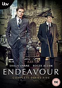 Endeavour - Series 5 [DVD] [2018]