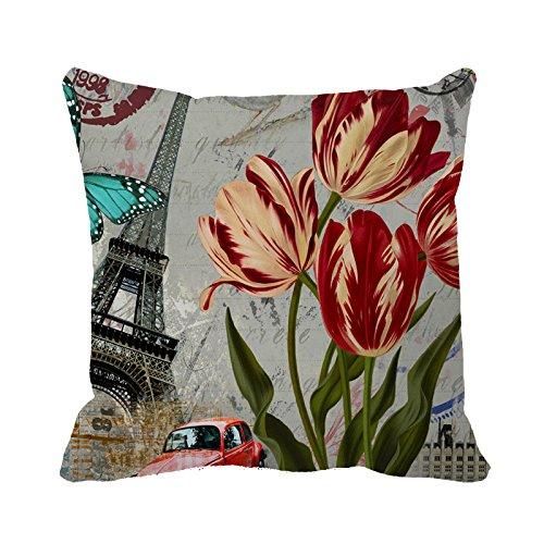 yinggouen-tulipanes-francia-decorar-para-un-sofa-funda-de-almohada-cojin-45-x-45-cm