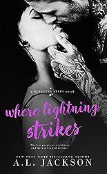 Where Lightning Strikes (A Bleeding Stars Stand-Alone Novel)