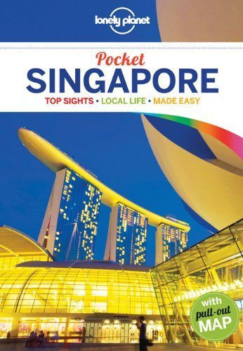 Lonely Planet Pocket Singapore (Travel Guide) by Lonely Planet ( 2012 ) Paperback