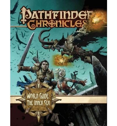 ({PATHFINDER CAMPAIGN SETTING WORLD GUIDE: THE INNER SEA}) [{ By (author) Erik Mona, By (author) Jason Bulmahn, By (author) James Jacobs, Edited by Paizo Staff }] on [April, 2011]