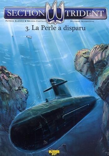 Section trident, Tome 3 : La Perle a disparu : Avec un ex-libris