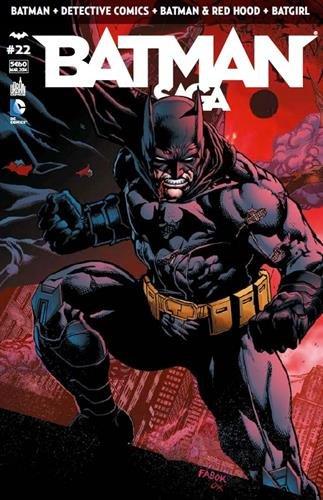 Batman Saga, N° 22 :