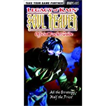 """""""Legacy of Kain: Soul Reaver"""" Totally Unauthorized Strategy Guide (Official Strategy Guides)"""
