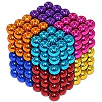 DHYANEXA DIY 216 Multi-Colored Balls for Home,Office Decoration & Stress Relief etc (8 Colors Guaranteed)