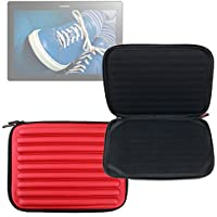 "DURAGADGET Funda Roja Con Espuma De Memoria Para Tablet Lenovo Tab 2 A10-70F - 10.1"""