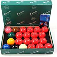 5,1cm (ringt-2) Aramith Premier Snooker Ball Set–22Bälle