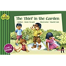 The Thief in the Garden: Beebop Level 1 Story 3