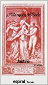 Justine par de Sade