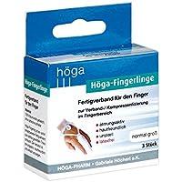 Hoega-Pharm Fingerlinge Schlauchfertigverband 3 Stück, 3er Pack (3 x 14 g) preisvergleich bei billige-tabletten.eu