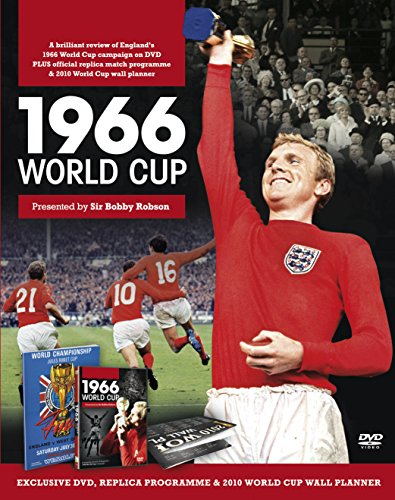 1966 World Cup DVD and Replica Programme [UK Import] -
