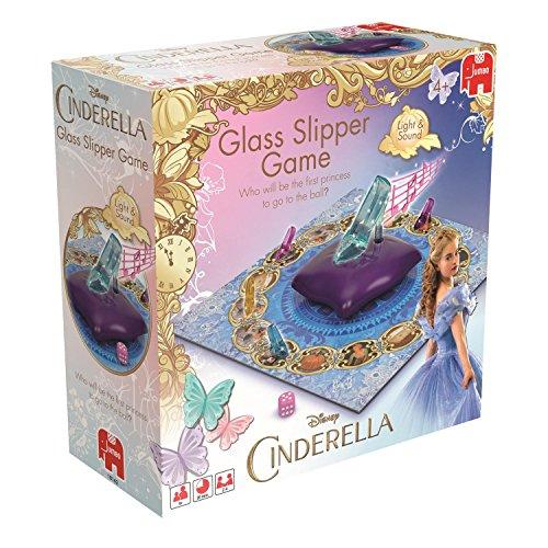 Preisvergleich Produktbild Jumbo 18142 - Disney Cinderella Magisches Schuhspiel