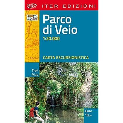Parco Di Veio. Carta Escursionistica 1:20.000