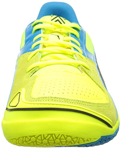 Puma Invicto Sala, Football Entrainement homme Jaune (Safety Yellow/Black/Atomic Blue)