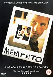 Memento [2000] [DVD]