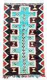 Trendcarpet Tappeto Berberi dal Marocco Boucherouite 240 x 140 cm