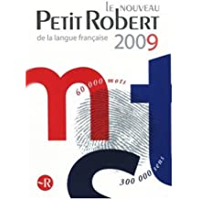 Le Nouveau Petit Robert: Dictionnaire Alphabetique Et Analogioue De La Langue Francaise