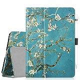 FINTIE Custodia per iPad Mini 5 2019 / iPad Mini 4 2015 - Slim Fit Folio Case Cover Protettiva in Pelle PU con Auto Sonno/Sveglia Funzione per iPad Mini 7,9 Pollici (5a/6a Generazione), Blossom
