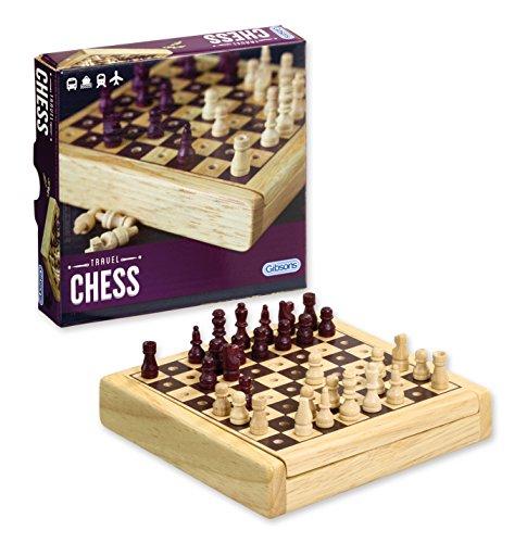 Reise-Schachspiel