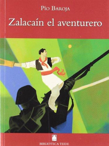 Biblioteca Teide 053 - Zalacaín el aventurero -Pío Baroja- - 9788430761227