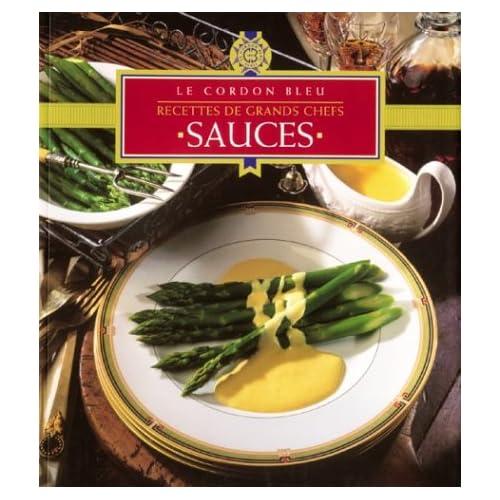Le cordon bleu : Sauces