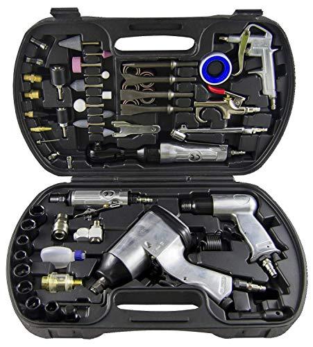 JBM 52331 Kit Herramientas Pistola carraca neumática